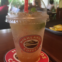 Highlands Coffee - Phổ Quang