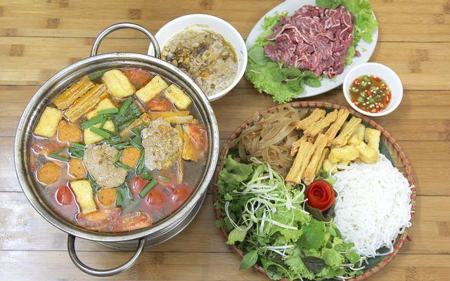 Quán Quen - Lẩu Riêu Bò & Lẩu Riêu Gà ở Đà Nẵng