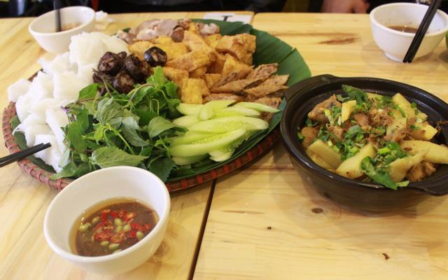 Bún Đậu Phố Cổ - Thành Công ở Hà Nội