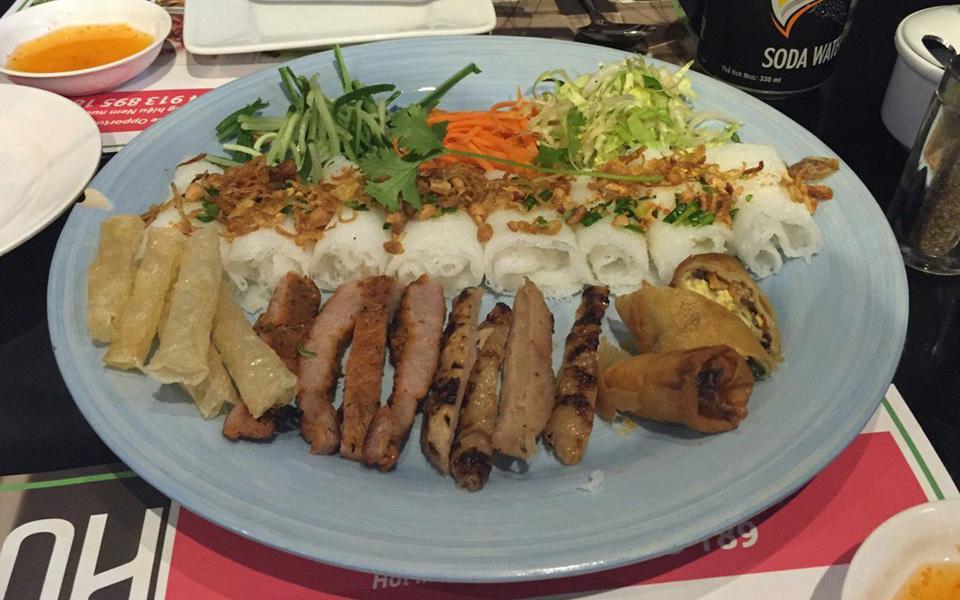 Gánh - Đặc Sản Nha Trang - Phú Mỹ Hưng