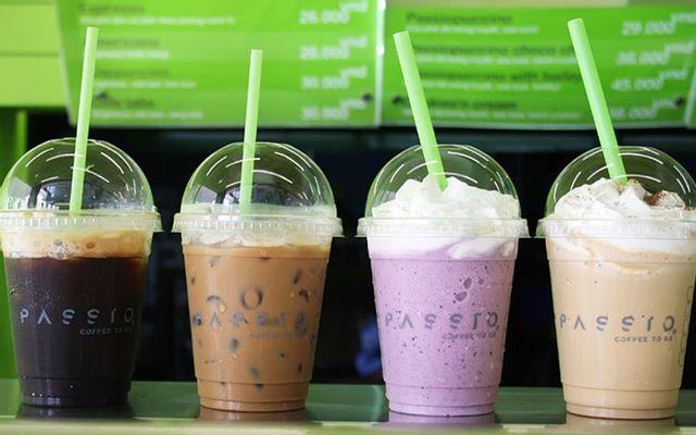 Passio Coffee - Zen Plaza ở TP. HCM
