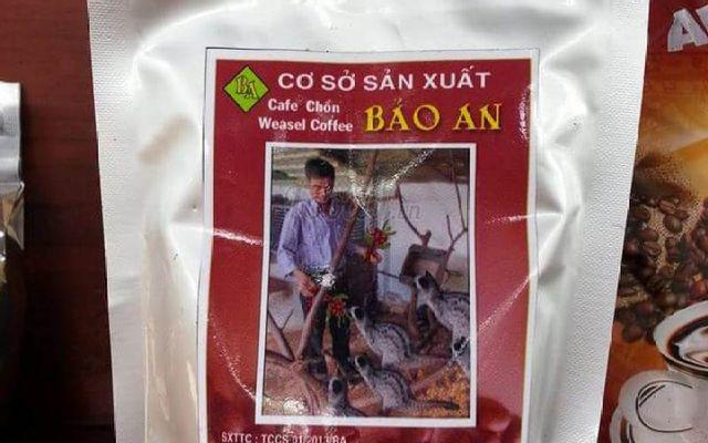 Cơ Sở Cà Phê Chồn Bảo An ở Lâm Đồng