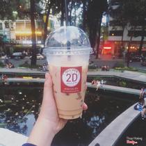 Trà Sữa 2D - Hồ Con Rùa