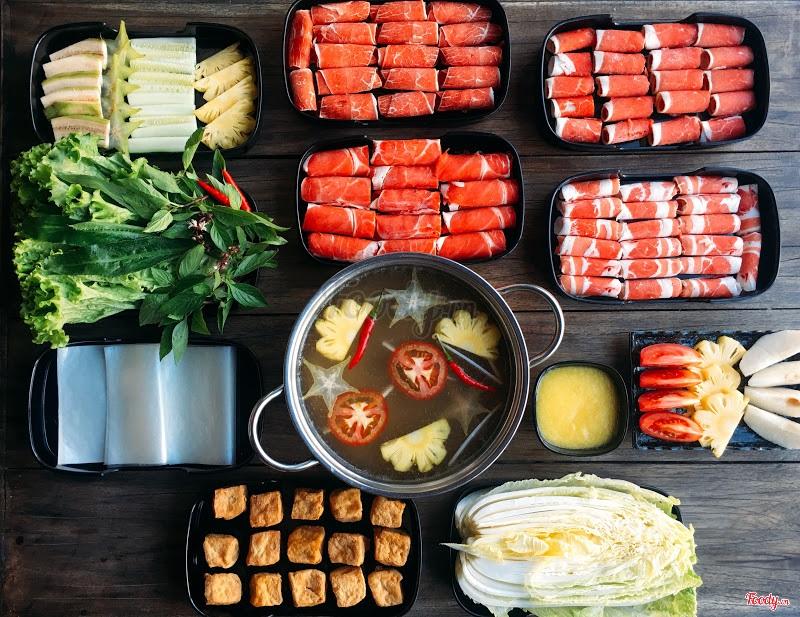 nhà hàng Thái Lan ngon ở Hà Nội_Food Street