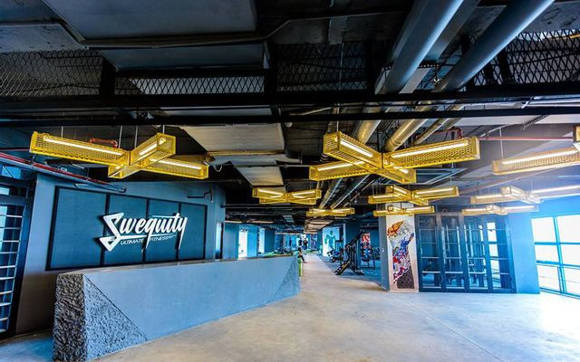 Swequity Ultimate Fitness ở Hà Nội