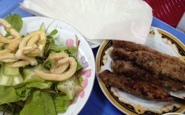 Bún Thịt Nướng - Nem Lụi - Mai Thúc Loan ở Huế