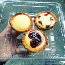 Min's Food Cheese Tart - Bông Lan Trứng Muối - Shop Online