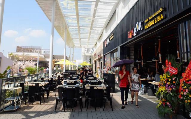 Buk Buk - Quán Nhậu Hàn Quốc - AEON Mall Long Biên ở Hà Nội