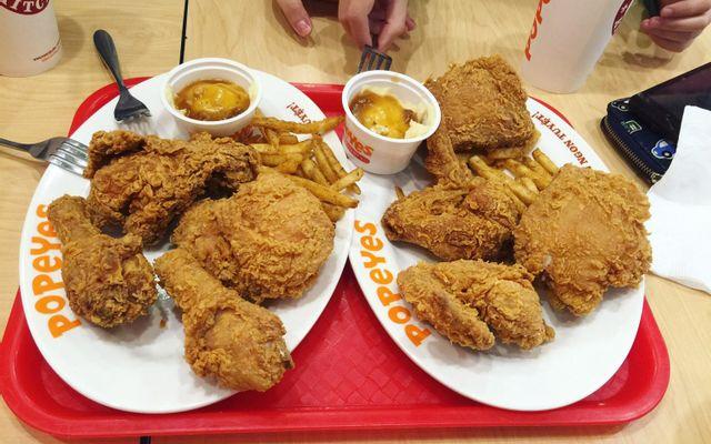 Popeyes Chicken - AEON Mall Long Biên ở Hà Nội