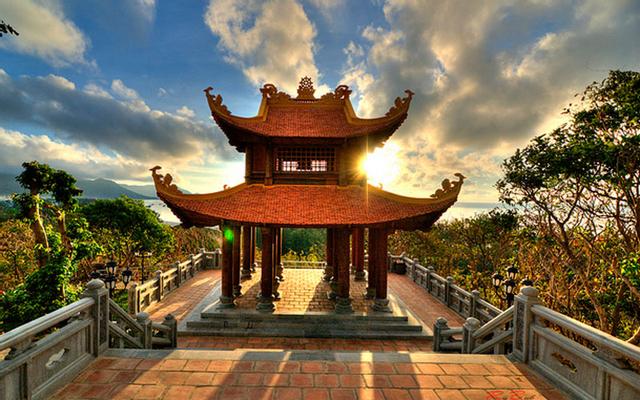 Chùa Vân Sơn ở Vũng Tàu