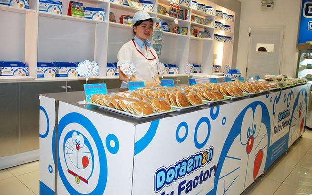 Doraemon Tofu Factory - AEON Mall Long Biên ở Hà Nội