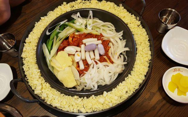 Yoogane Chicken Galbi - AEON Mall Long Biên ở Hà Nội