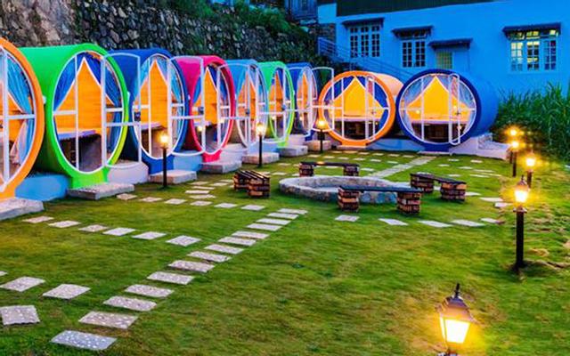 The Circle Vietnam Hostel ở Lâm Đồng