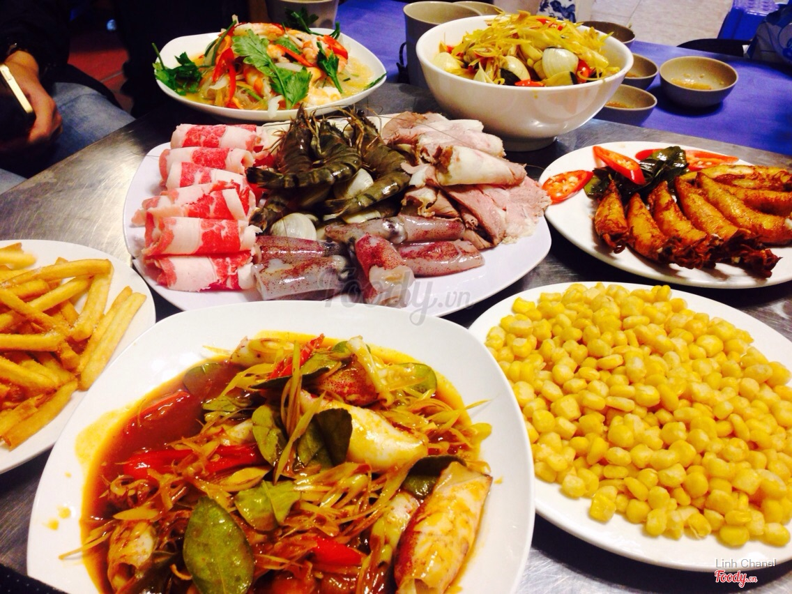 nhà hàng Thái Lan ngon ở Hà Nội_Thai Little