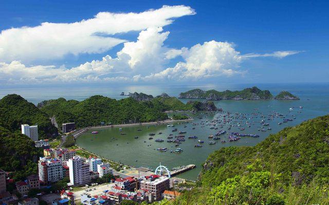 Đảo Cát Bà ở Hải Phòng