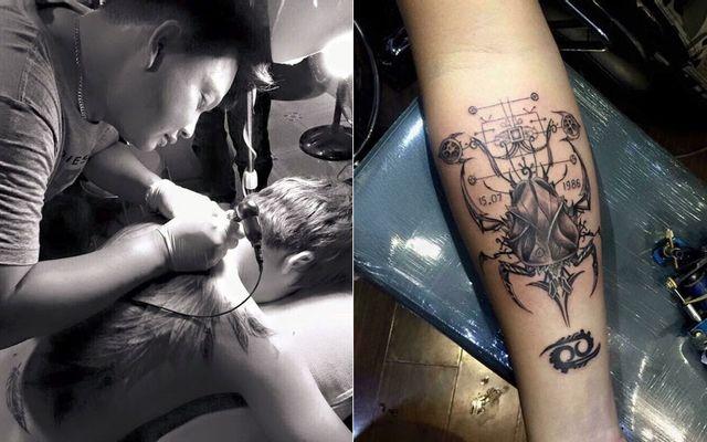 Long Nguyễn Tattoo ở TP. HCM