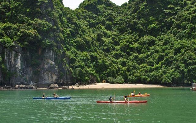 Vịnh Lan Hạ - Cát Bà ở Hải Phòng