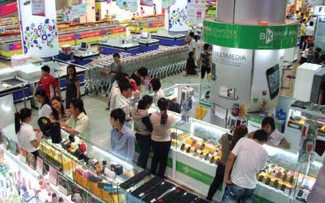 Metro - Hồng Bàng ở Hải Phòng