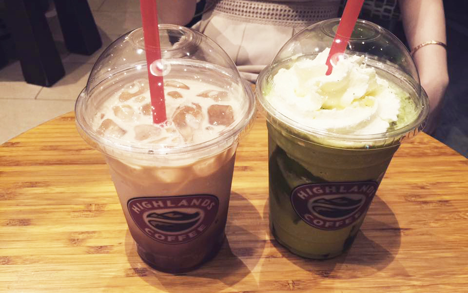 Highlands Coffee Hữu Nghị - Khách Sạn Hữu Nghị