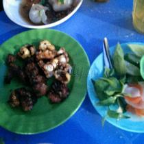 Khu Ăn Uống Nguyễn Công Trứ
