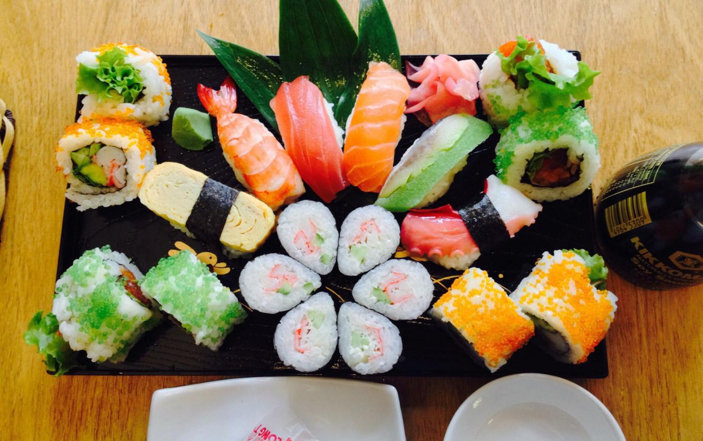 Sushi 24 - Ẩm Thực Đường Phố Nhật Bản