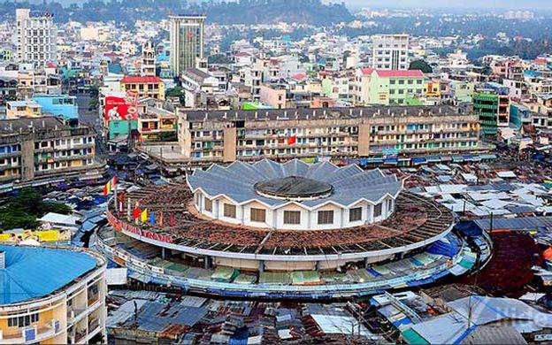 Bến Chợ Tp. Nha Trang Khánh Hoà