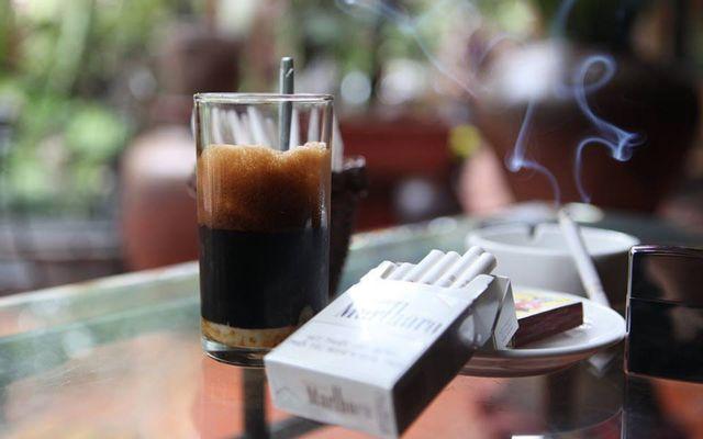 Violet Cafe ở Hà Nội