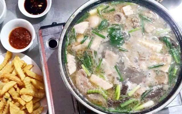 Hương Linh - Lẩu Vịt ở Lạng Sơn