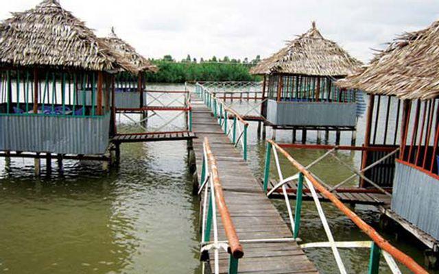 Đầm Thị Tường - Phú Mỹ ở Cà Mau
