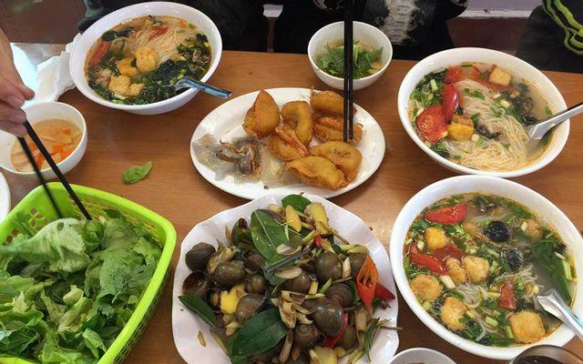 Nguyệt Nga - Bún Cua, Bún Ốc, Bánh Bột Lọc ở Hà Nội