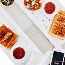 Chez Nous Coffee & Waffle Cafe