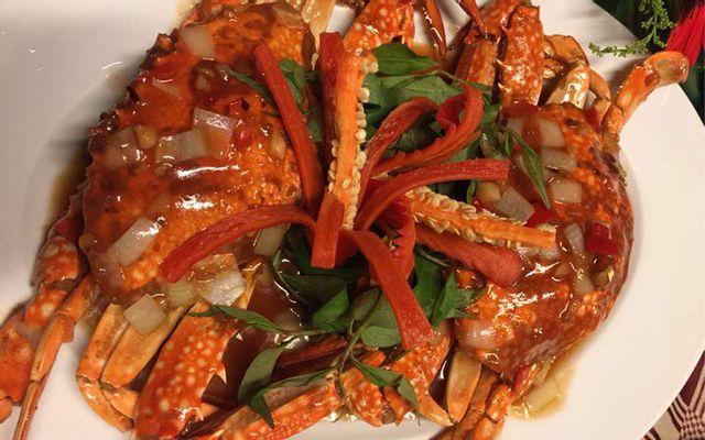 Hòn Rù Rì Coffee & Restaurant ở Vũng Tàu