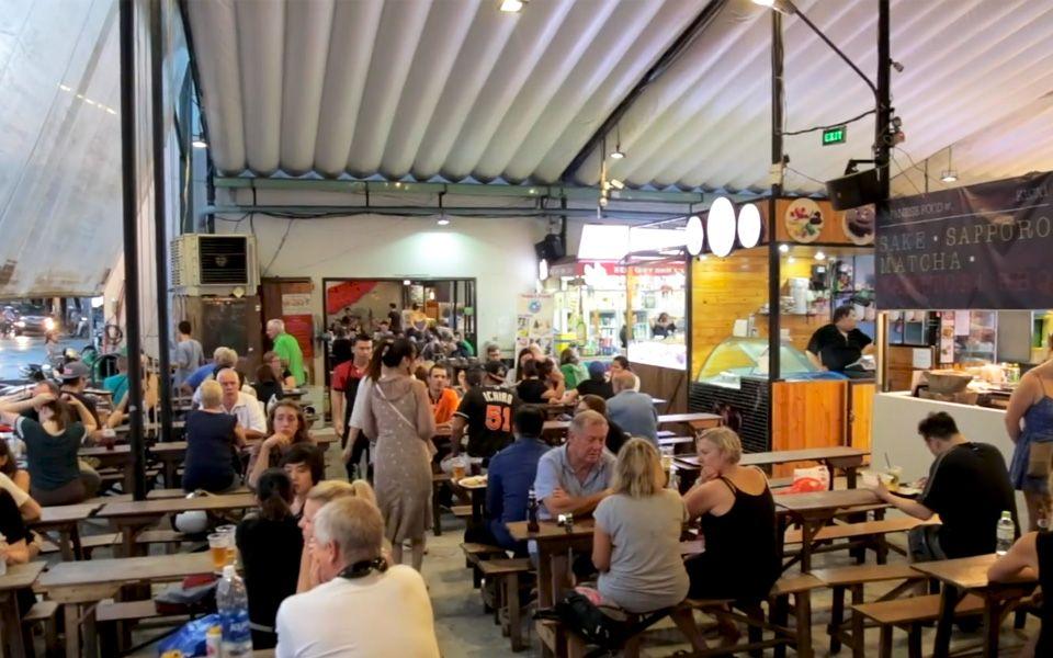 BenThanh Street Food Market ở TP. HCM