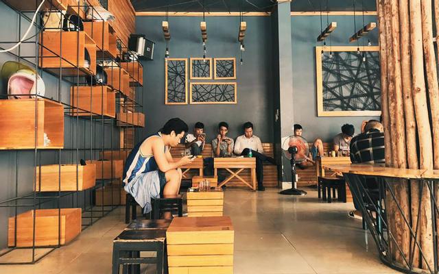 5D Coffee - Triệu Nữ Vương ở Đà Nẵng