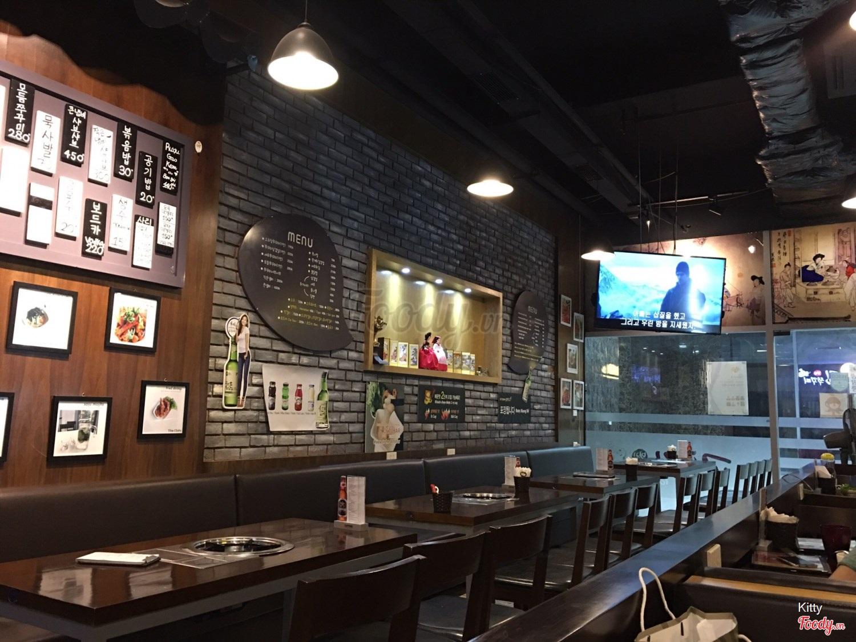 Nhà hàng Hàn Quốc Octobar