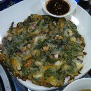 Bánh xèo bạch tuộc