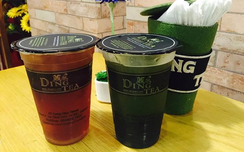 Ding Tea - Tô Hiệu