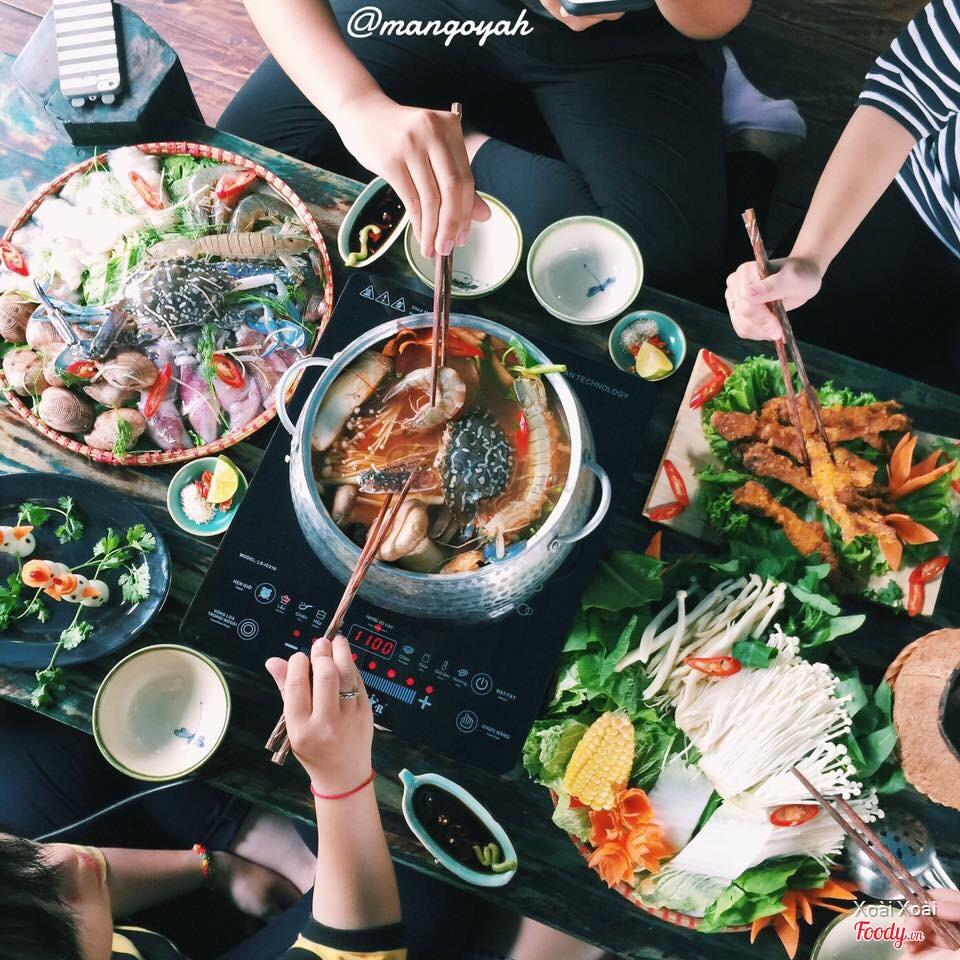 TableNow - Quán rừng 373 - Quán lẩu ngon ở Hà Nội