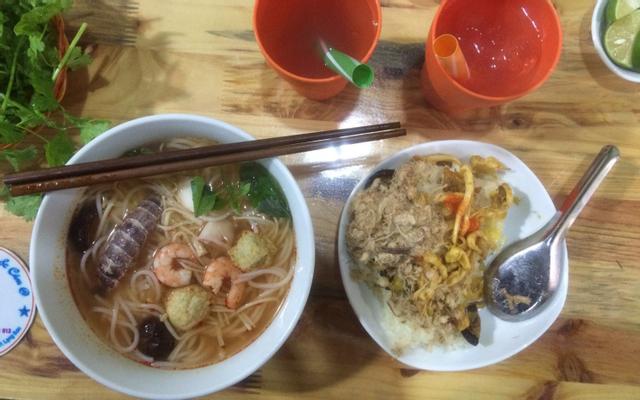 Quán Bún Tấm & Cám ở Lạng Sơn