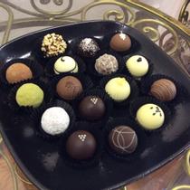 Legendary Chocolatier