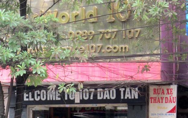 107 Đào Tấn Quận Ba Đình Hà Nội