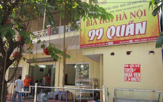 99 Nguyễn Tuân  Quận Thanh Xuân Hà Nội