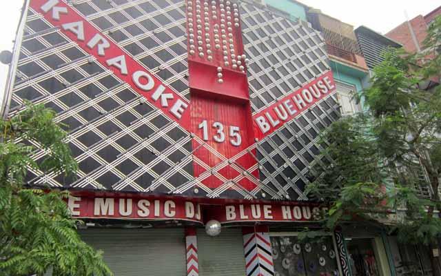 Blue House Karaoke - Hát hò, thư giãn cùng âm nhạc ở Hà Nội