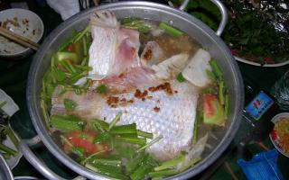 Lẩu Cá Dương Tử Giang