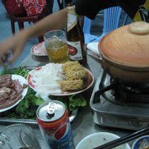 Quán Minh - Lẩu Bò Dê Trương Định