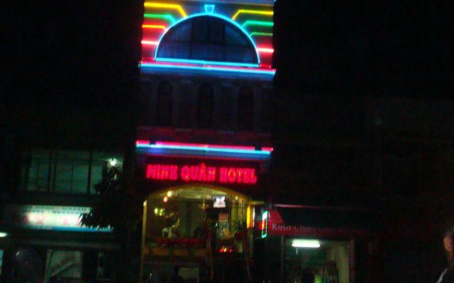 Bar Cafe Minh Quân - Bar Cafe Sân Thượng ở Tiền Giang