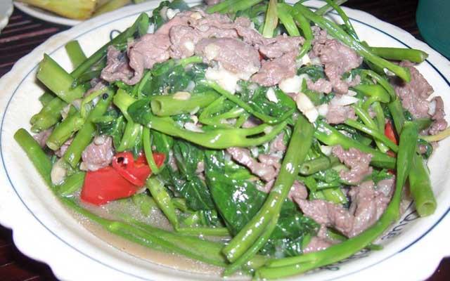 Quán Trung - Quán ăn bình dân ở Bạc Liêu
