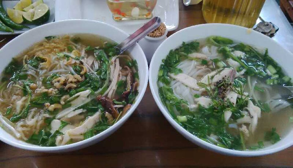 Hà Nội Xưa - Phở Gà - Bún Chả & Bún Thang ở Đà Nẵng