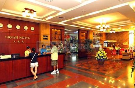 Green Hotel - Thùy Vân