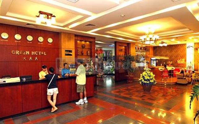 Green Hotel - Thùy Vân ở Vũng Tàu